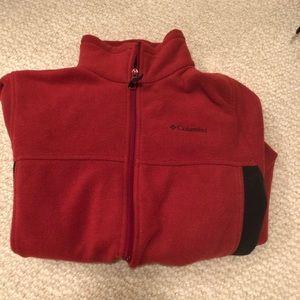 Other - Colombia fleece zip up
